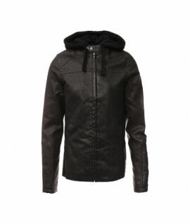 Куртка кожаная Pepe